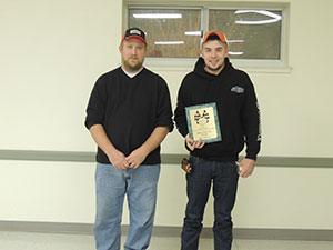 Cody Albertson Puller of the Year (Truck)